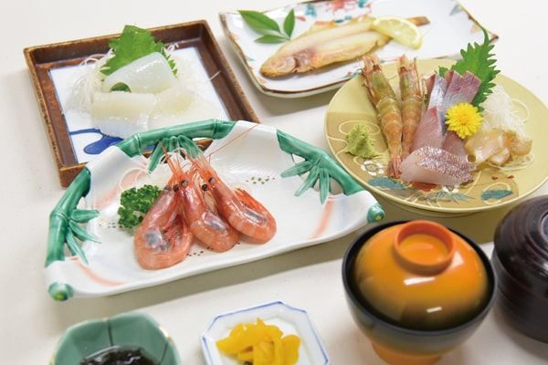 海鮮料理宴会