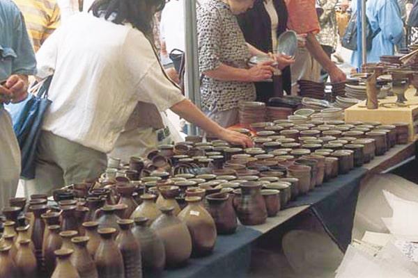 越前陶芸まつり